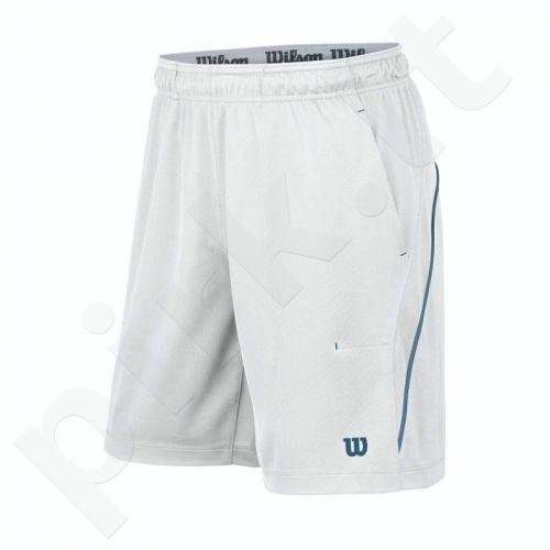 Šortai tenisui Wilson Colorblock 8 Knit Shirt M WRA701402