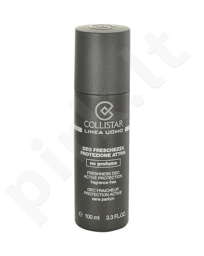 Collistar Men Freshness Deo Active Protection purškiklis, kosmetika vyrams, 100ml