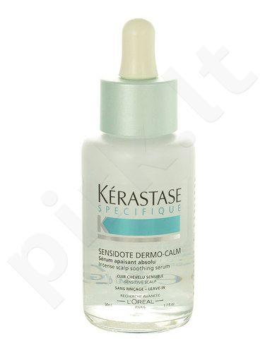 Kerastase Sensidote Dermo-Calm Intense Scalp Soothing serumas, kosmetika moterims, 50ml[poškozená krabička]