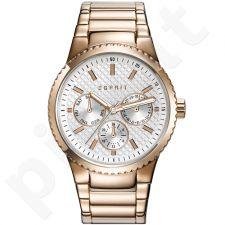 Esprit ES108642003 Beckie Rose Gold moteriškas laikrodis
