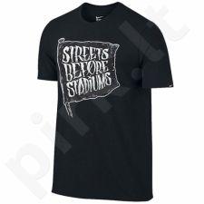 Marškinėliai Nike Football Verbiage Tee M 832869-010