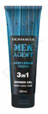 Dermacol Men Agent, Gentleman Touch, dušo želė vyrams, 250ml