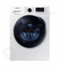 Skalbimo mašina Samsung WD80K5A10OW/LE
