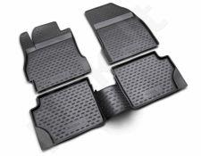 Guminiai kilimėliai 3D MAZDA 2 2007-2014, 4 pcs. /L45003