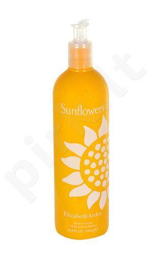 Elizabeth Arden Sunflowers, dušo kremas moterims, 500ml