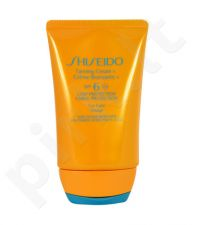 Shiseido Tanning kremas N SPF6, kosmetika moterims, 50ml
