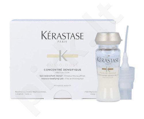 Kerastase Fusio - Dose Concentré Densifique Bodifying Care rinkinys moterims, (10 x 12ml Vials + 1 Applicator)