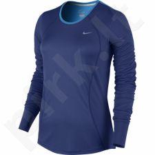 Marškinėliai bėgimui  Nike Racer Long Sleeve W 645445-457