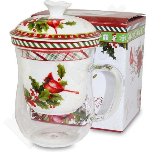 Puodelis su arbatos sieteliu 107679