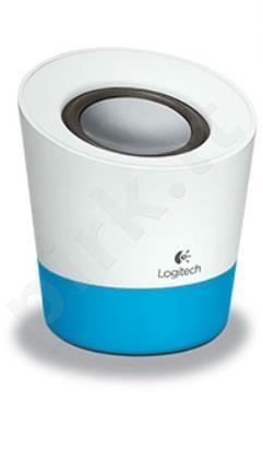 Kolonėlė Logitech Z50, Baltai mėlyna