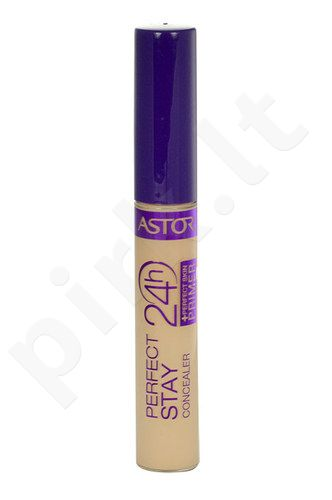 Astor Perfect Stay Concealer 24h + Primer SPF20, kosmetika moterims, 6,5ml, (002 Sand)