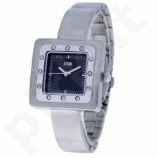 Moteriškas laikrodis STORM DRANAR SQUARE BLACK