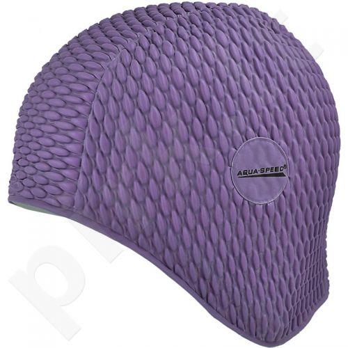 Maudymosi kepuraitė  Aqua-Speed lateksowy Bombastic violetinė