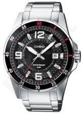 Laikrodis CASIO MTP-1291D-1A1 CORE COLL wr 50 **ORIGINAL BOX**