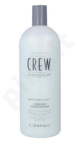 American Crew Citrus Mint Cooling kondicionierius, kosmetika vyrams, 1000ml