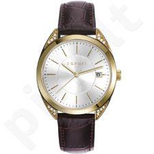 Esprit ES108972003 Brown moteriškas laikrodis