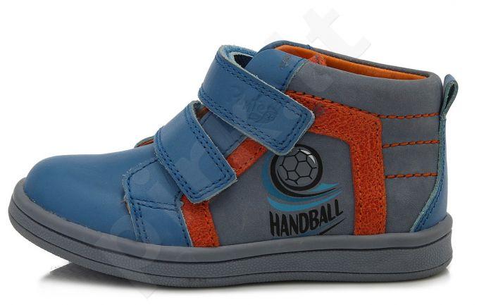 D.D. step mėlyni batai 22-27 d. da031353a