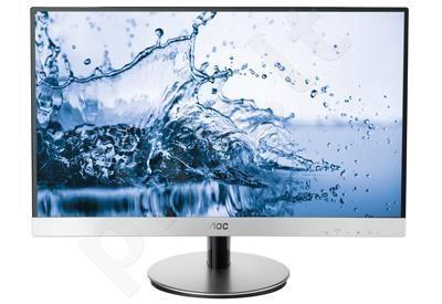 AOC Monitorius LED i2769Vm 27', IPS panel, HDMI/DP, speakers, black