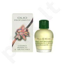 Frais Monde White Cedar And Musk, parfumuotas aliejus moterims, 12ml