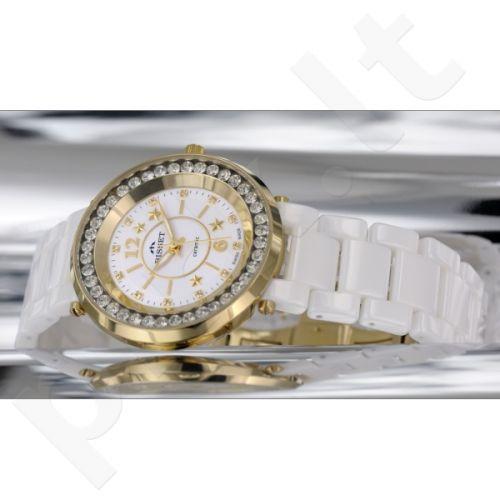 Moteriškas laikrodis BISSET World Star BSPD74GISX03BX