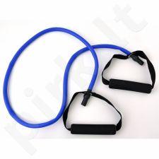 Guma Allright su rankenom 120x1,2x0,8 cm mėlyna