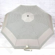 DOPPLER PA84 pilkas pusiau automatinis sudedamas skėtis