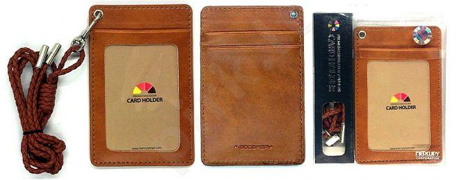 27 CraudonasIT CARD universalus dėklas   Mercury šviesiai rudas