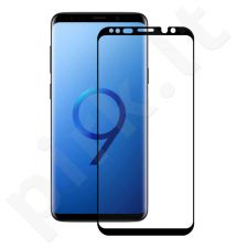 Tempered glass screen protector, Samsung Galaxy S9, 3D full adhesive