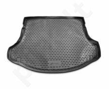 Guminis bagažinės kilimėlis KIA Sportage 2010-2016  black /N21042