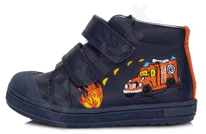 D.D. step tamsiai mėlyni batai 22-27 d. da031375a