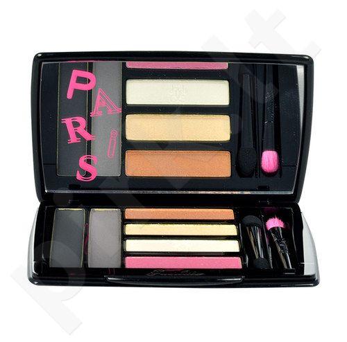 Guerlain Crazy Paris akių šešėliai, kosmetika moterims, 10,5g