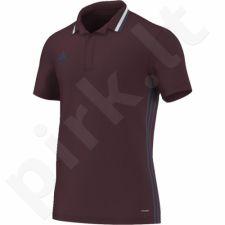 Marškinėliai futbolui polo Adidas Condivo 16 M AJ6903