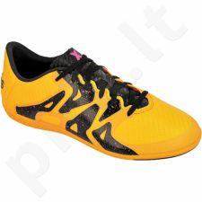 Futbolo bateliai Adidas  X 15.3 IN Jr S74650
