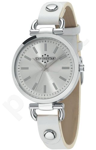 Laikrodis CHRONOSTAR by Sector Collection QUEEN - Stainless steel / Acciaio - Case - - WR 3ATM