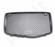 Guminis bagažinės kilimėlis KIA Picanto hb 2011-> black /N21021