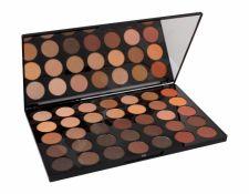 Makeup Revolution London Pro HD, Palette Amplified 35, akių šešėliai moterims, 29,995g, (Direction)