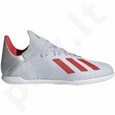 Futbolo bateliai Adidas  X 19.3 IN Jr F35355