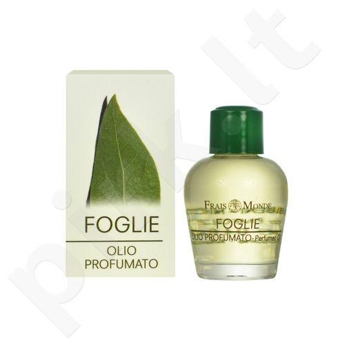 Frais Monde Leaves Perfumed Oil, parfumuotas aliejus moterims, 12ml