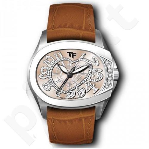 Moteriškas laikrodis Romanson HL6102Q MW BR