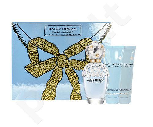 Marc Jacobs Daisy Dream rinkinys moterims, (EDT 50ml + 75ml kūno pienelis + 75ml dušo želė)