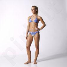 Maudymosi kostiumėlis Adidas Beach Graphic 1 Organic Tri Bikini W S21454