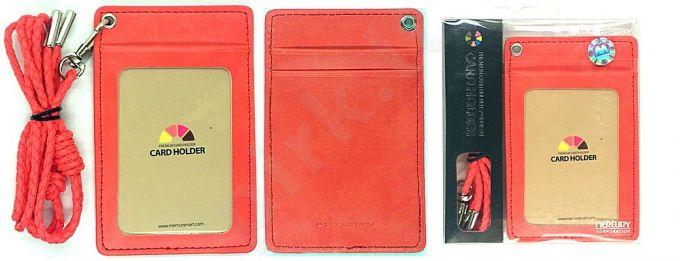 27 CraudonasIT CARD universalus dėklas   Mercury oranžinis