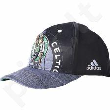 Kepurė  su snapeliu Adidas Boston Celtics AY6105
