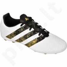 Futbolo bateliai Adidas  ACE 16.4 FxG Jr S42146
