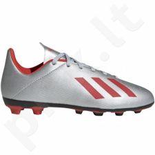 Futbolo bateliai Adidas  X 19.4 FxG Jr F35362