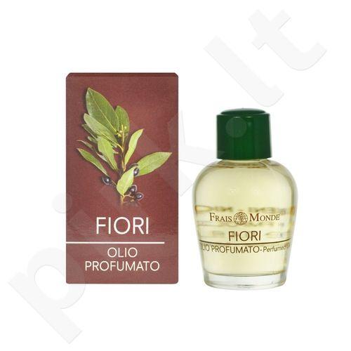 Frais Monde Flowers Perfumed Oil, parfumuotas aliejus moterims, 12ml