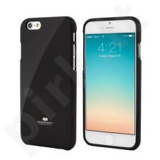 Apple iPhone 6/6S dėklas JELLY Mercury juodas