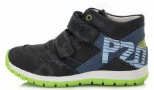 D.D. step juodi batai 28-33 d. da071720al