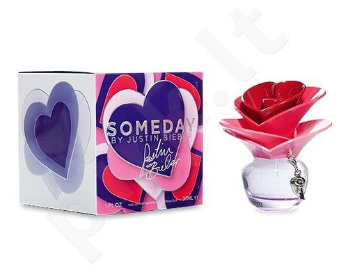 Justin Bieber Someday, kvapusis vanduo (EDP) moterims, 50 ml (Testeris)