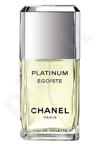 Chanel Egoiste Platinum, EDT vyrams, 50ml, (testeris)